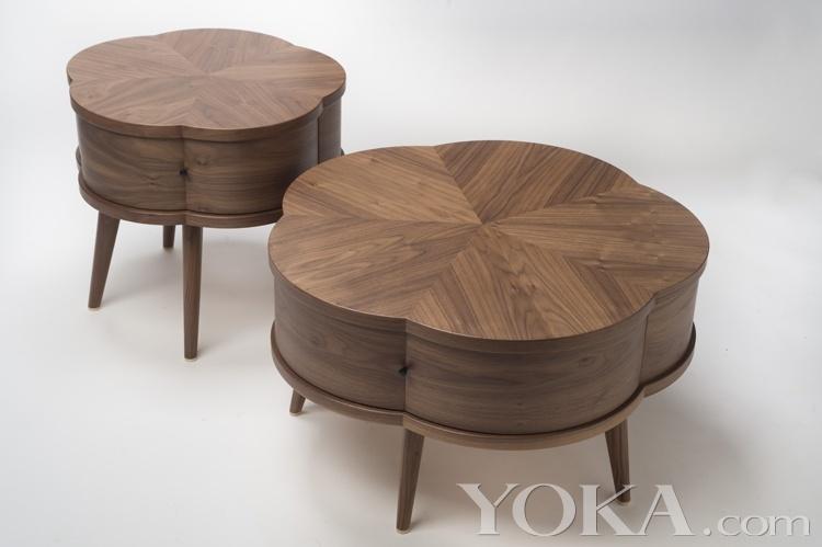 东方设计西方工匠 mike lam家具(9)