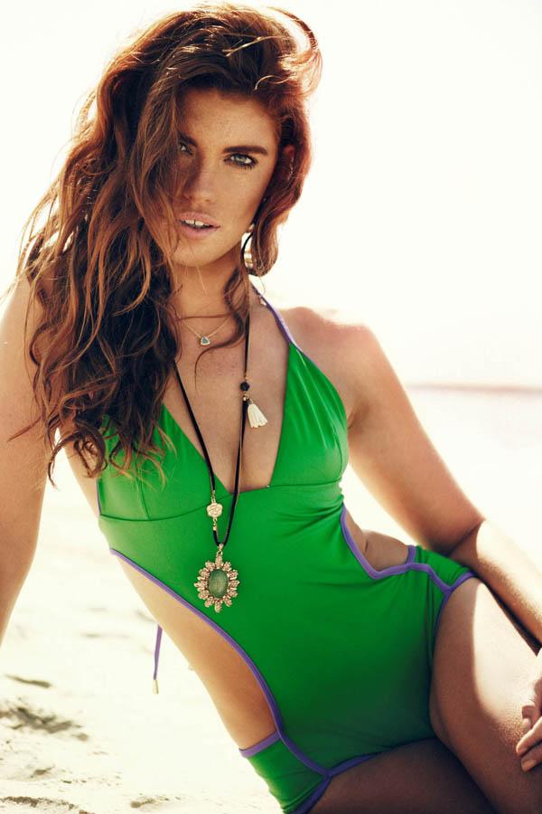 嫩模凯特火辣泳装写真丝袜大秀性感性感_视频身材性情色情沙滩范冰冰图片