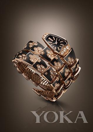 宝格丽SERPENTI 2012珠宝腕表系列