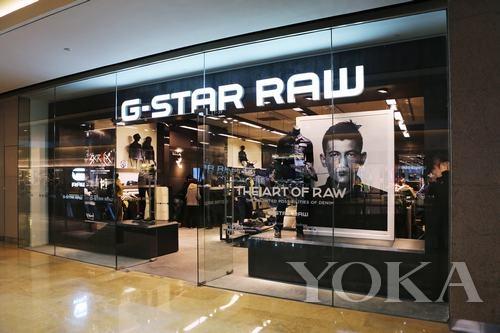 G-Star RAW 2013春夏新款发布会