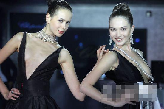 乌兹别克斯坦美女珠宝