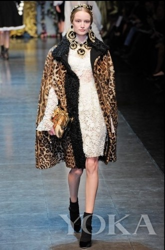 Dolce & Gabbana2012 秋冬