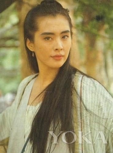 """王祖贤 堪称最美的""""女鬼"""""""