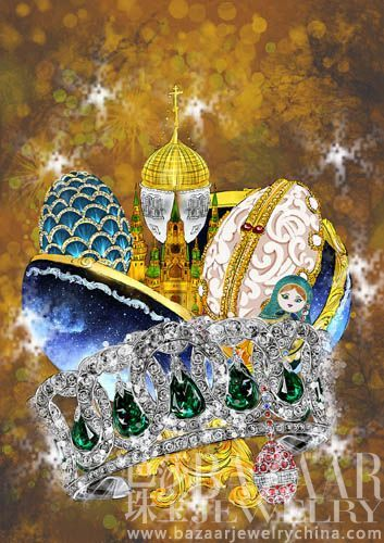 俄罗斯珠宝
