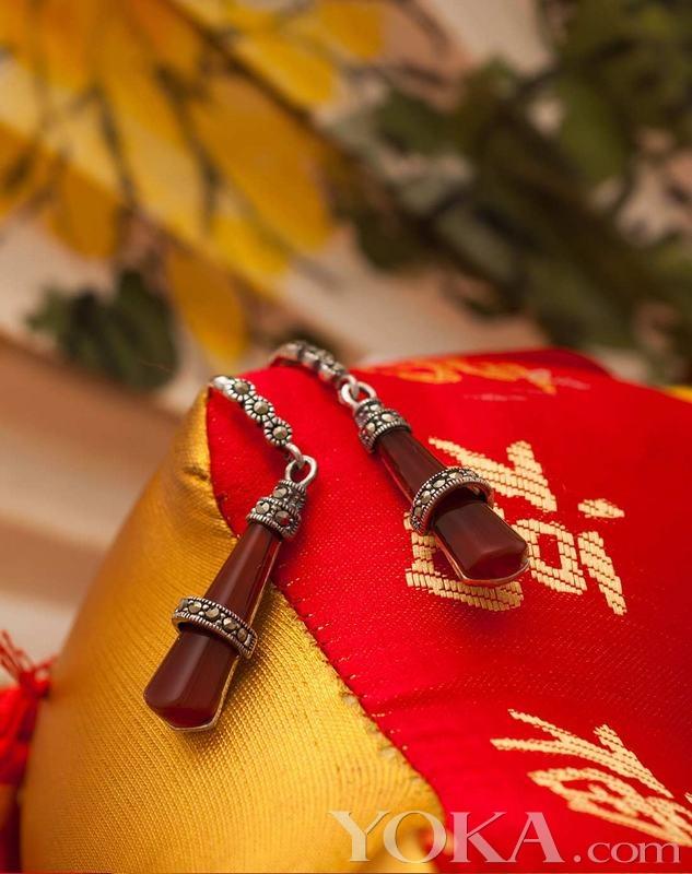 古老神秘的传说 异域泰银系列珠宝_珠宝_YOK