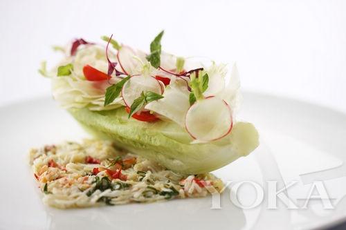 色香诱人 米其林顶级餐厅菜品大赏图片