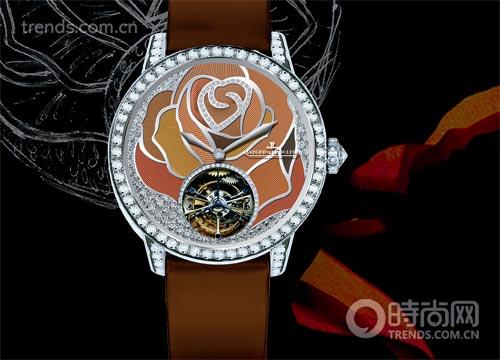 成熟女性拥有的第二只腕表_钟表_奢华主义