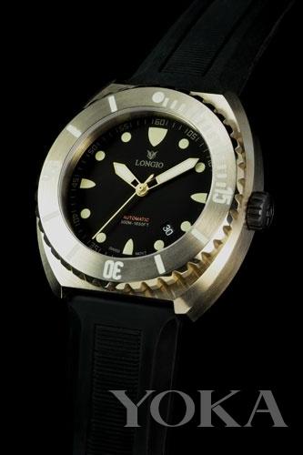 LONGIO青铜潜水腕表新品面世_钟表_奢华主义