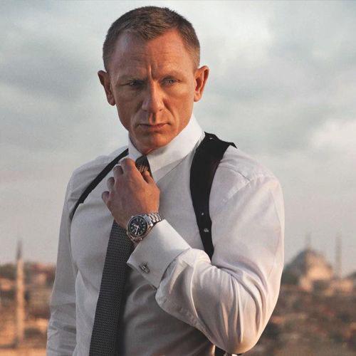 欧米茄与007詹姆斯·邦德