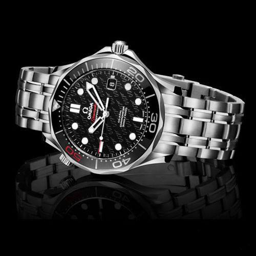 欧米茄007詹姆斯·邦德纪念腕表