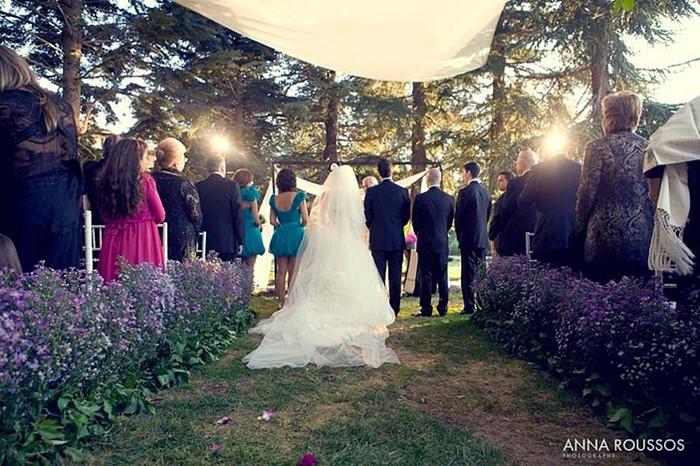 动人的婚礼时刻 感动异国情调