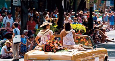 传统婚礼:海水送祝福