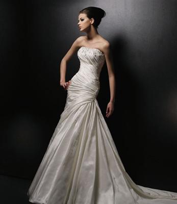 新娘礼服的颜色