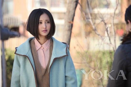 张歆艺新片《老公的春天》爱熟男