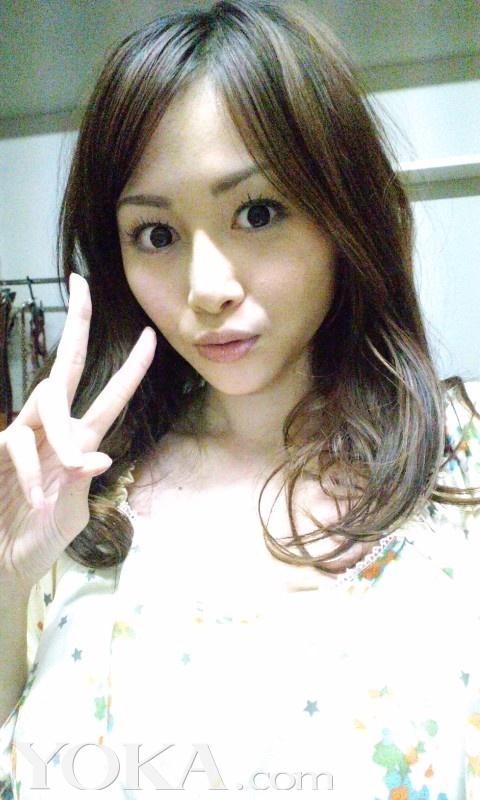 宅男女神最爱吃 萌系新宠杉原杏璃私房小照(23)