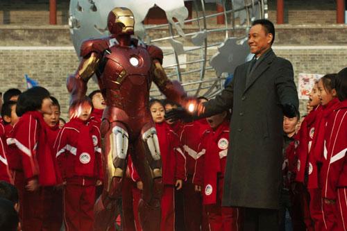 王学圻也加盟了《钢铁侠3》