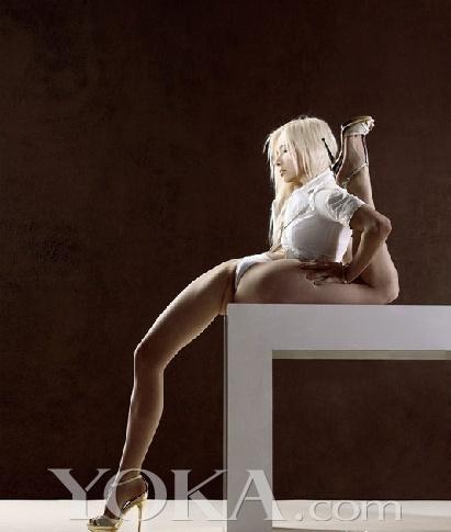 俄罗斯柔术美人zlata性感写真
