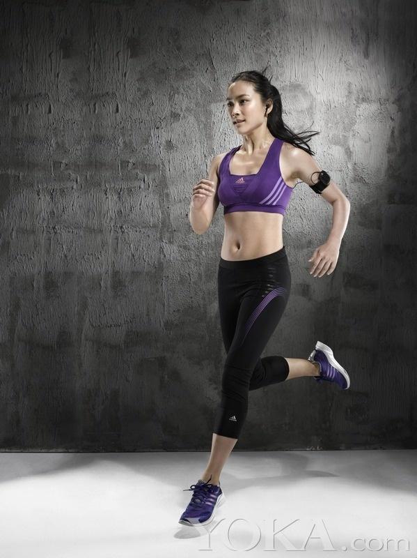 撑强度的运动内衣