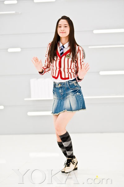 韩国美少女组合super girls