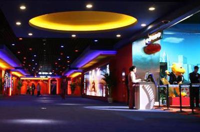 评选红毯电影得万达电影院影票环大西洋女神天堂图片