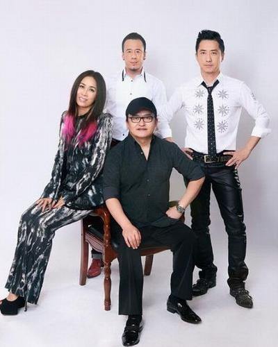中国好声音四位导师_星话题_明星_YOKA时尚