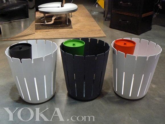 家用分类垃圾桶 培养乐活好习惯