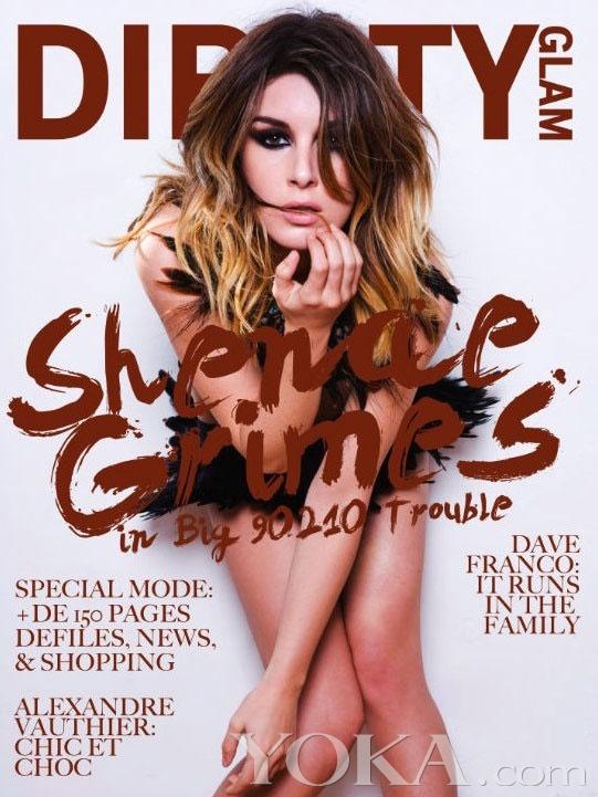 欧美女星5月杂志封面汇