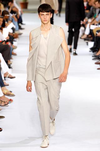 2010春夏男装看点白衣王子 24 着装之道